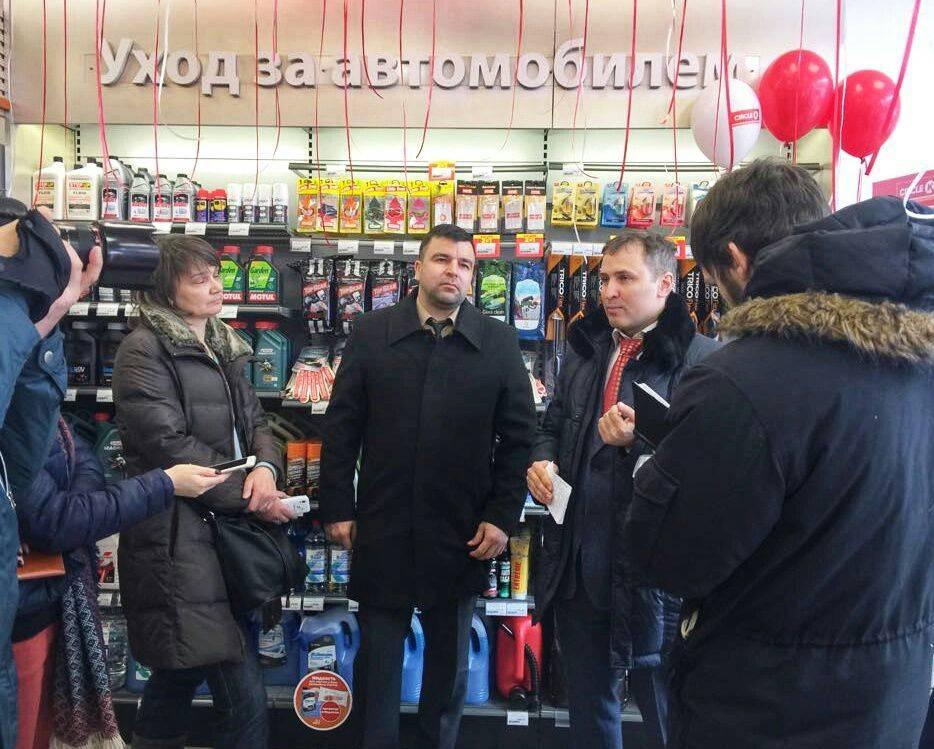 Крупнейший международный ритейлер вышел на рынок Пскова: Circle K приходит на смену Statoil