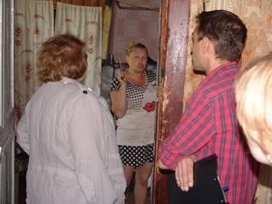 Орловские газовики и жилинспекция продолжают отключать от газа самых нерадивых потребителей