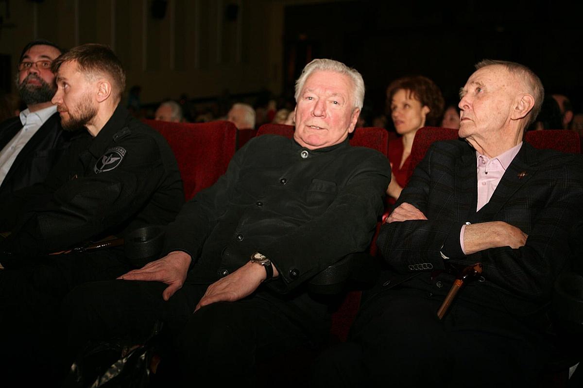 """Фестиваль """"Белые журавли России""""."""