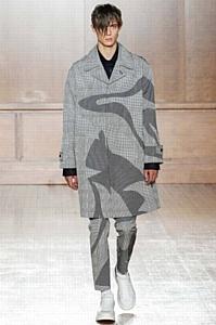 Alexander McQueen – лоскутная кожа в коллекции 2015