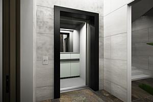 В ЖК «Резиденция» холдинга «Аквилон-Инвест» установлены бесшумные лифты