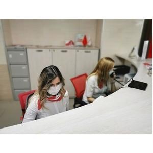 Страховые представители АльфаСтрахование-ОМС помогают при Covid-19