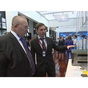 Владимир Семенов принимает участие в Неделе Российского бизнеса