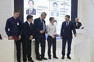 На Иннопроме вручили премии имени Черепановых лучшим инженерам Свердловской области