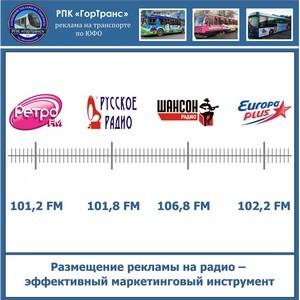 Размещение рекламы на радио –  эффективный маркетинговый инструмент