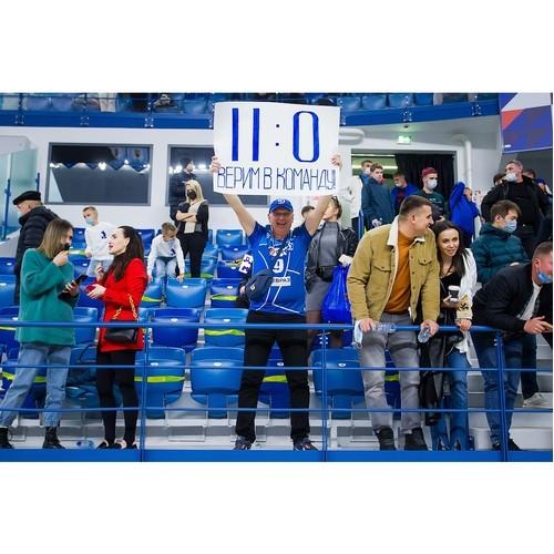 «Динамо» (Москва) завоевали первый трофей сезона