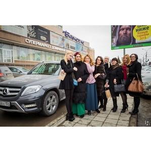 Весенняя шопинг-экскурсия по Новосибирску c Shopping Guide «Я Покупаю»