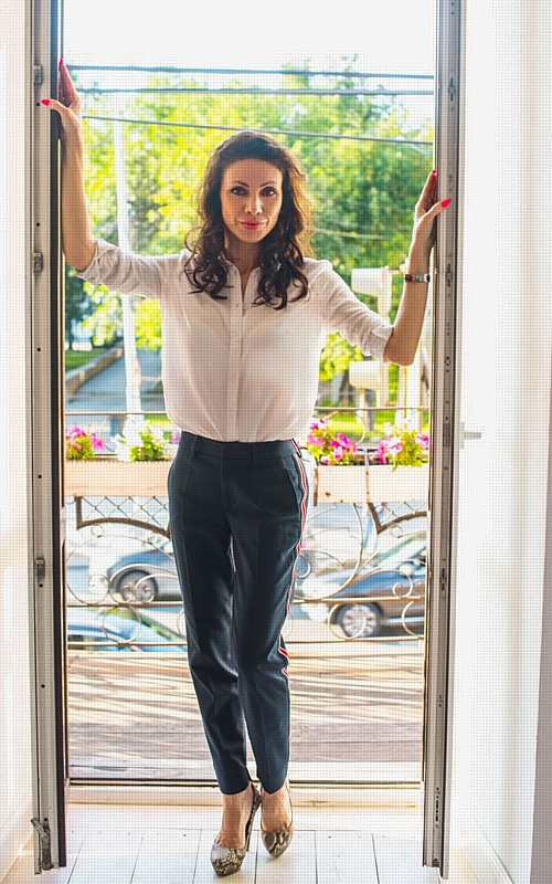 Яна Буданцева: учитесь у тех, кто доказал экспертность своей жизнью