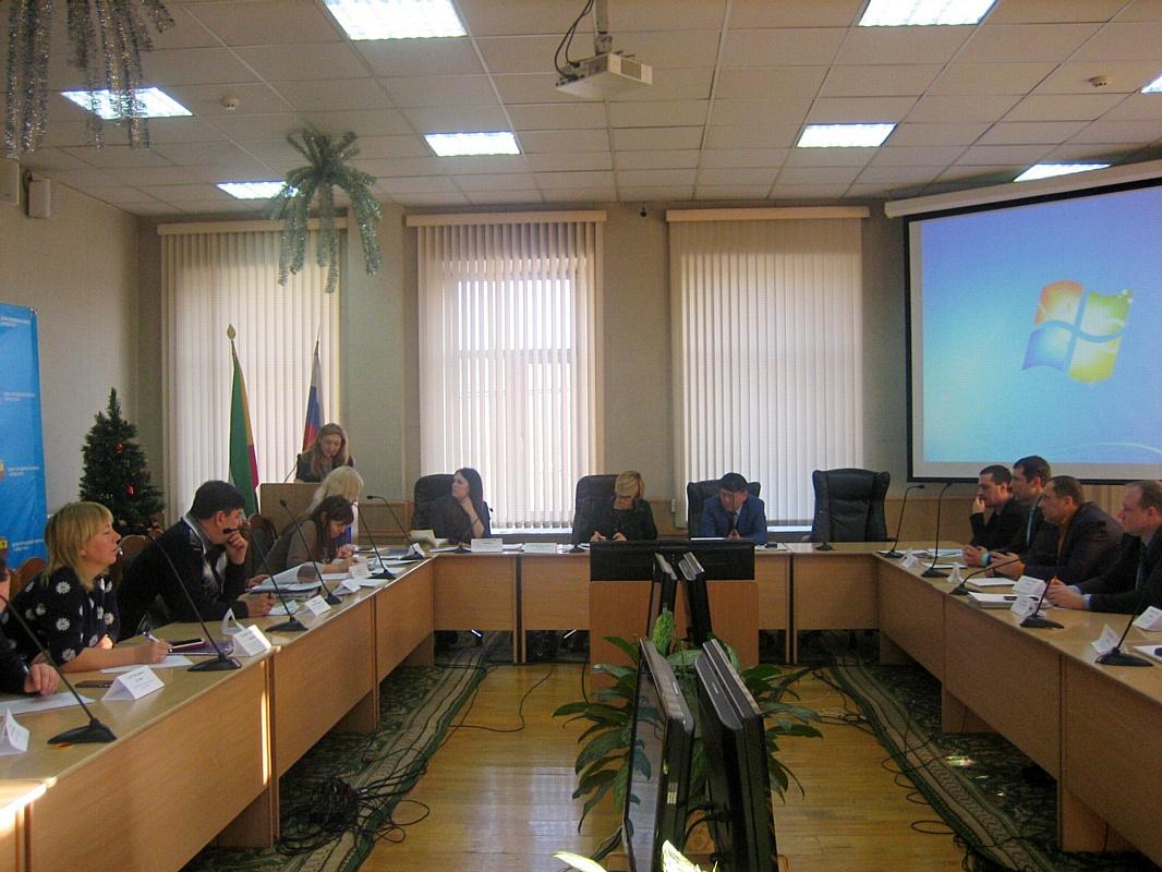 Общественный совет при Уполномоченном по защите прав предпринимателей в Забайкальском крае