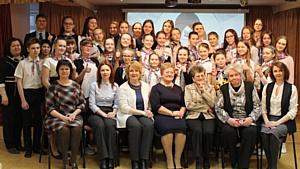 К реализации проектов ОНФ присоединился кировский актив Российского движения школьников