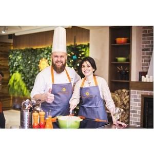 Праздничные мастер-классы от кулинарной студии Вкусотеррия в январе
