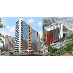 «Аквилон-Инвест» строит в Санкт-Петербурге более 1800 новых квартир