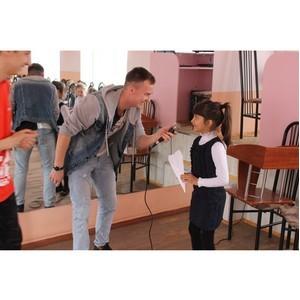 Воронежская команда «Молодежки ОНФ» организовала космический праздник для школьников