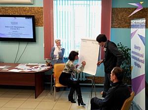 В Кузбассе набирает обороты работа кейс-клуба «Комьюнити» – состоялась вторая сессия проекта