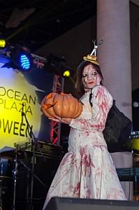 Новый рекорд по посещению: в ночь Хэллоуина ТРЦ Ocean Plaza посетили 91 000 человек
