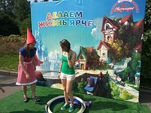 В парке «Сокольники» состоялся самый сладкий фестиваль «Лакомка»