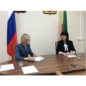 Виктория Бессонова и Инна Щеглова ответили на вопросы бизнеса