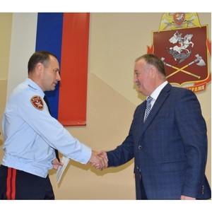 В Казани проводили на заслуженный отдых замначальника Росгвардии Марата Шакирова