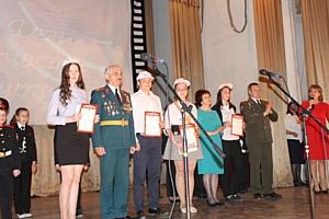 Представители ОНФ приняли участие в «Дне чести» в челябинской школе №108