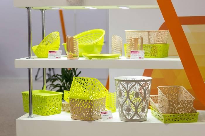 Компания «Бытпласт» приняла участие в выставке HouseHold Expo.