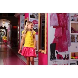 Barbie приглашает всех фанатов в свой Дом мечты во Флориде!