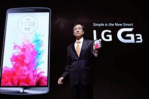Смартфон LG G3 – совершенство простых решений