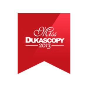 Стартовал интернет конкурс красоты – Miss Dukascopy 2013