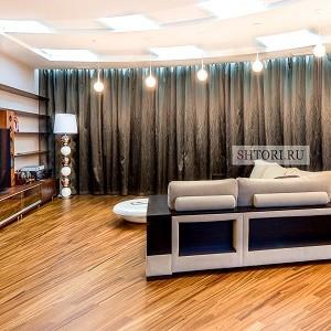 Шторы на панорамные окна: советы по пошиву изделия и декору