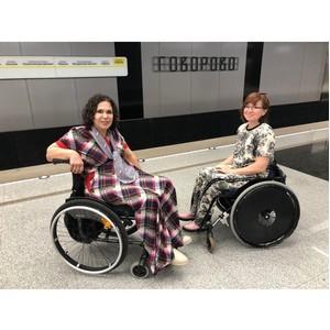 Московские активисты ОНФ добились запуска лифтов на станции метро «Говорово»