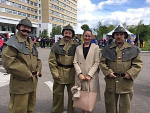 Той.ру поддержал Московский фестиваль здоровья и безопасности детей