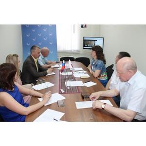 Активисты ОНФ в Мордовии приняли участие в обсуждении экологических проблем региона