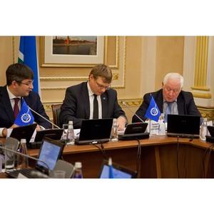 Cоглашение о взаимодействии и сотрудничестве со Свердловским РО ООО