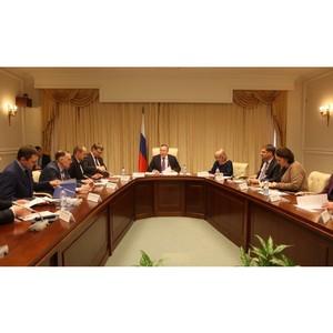Развитие потенциала промышленных предприятий обсудили на заседании  в Екатеринбурге