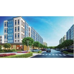 Rezidential Group: на рынке новые квартиры в ЖК «Пироговская Ривьера»
