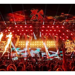 Музыкальный фестиваль «Жара» впервые пройдет в России
