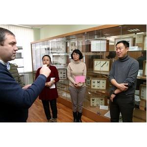 О визите китайских специалистов в ФГБУ «ВНИИКР»