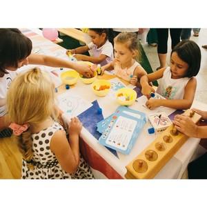 Минпромторг России организует серию творческих мастер-классов для детей по всей стране