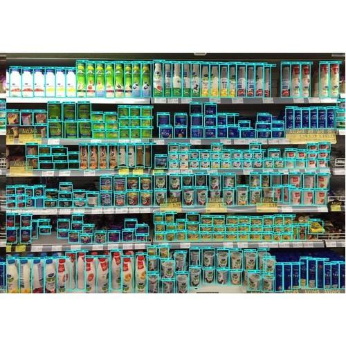 За товарами в магазинах Казахстана присмотрит «киберглаз»