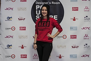 Открытие Designer's Room POP-UP store украинских дизайнеров в ТРЦ «Караван»