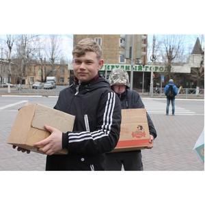 Команда «Молодежки ОНФ» в Туве присоединилась к всероссийской акции #СохранимЛес