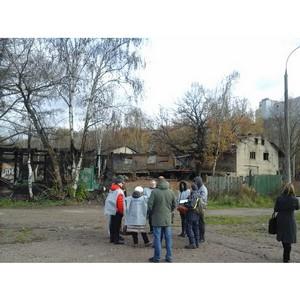 Общественные инспекторы московского ОНФ обнаружили нарушения в парке «Лосиный остров»