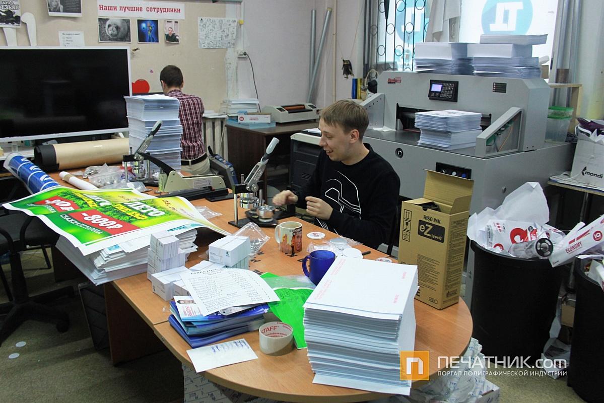 """Какая фишка у """"Твоей типографии"""" из Петрозаводска?"""