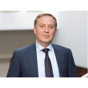 Дмитрий Корчагов занял первую строчку рейтинга «Топ-менеджеры года»