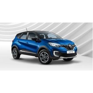 «Балтийский лизинг» предлагает новый Renault Kaptur без переплат
