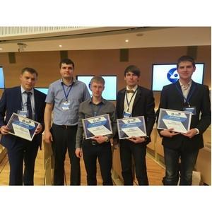 Поздравляем победителей в Турнире молодых профессионалов «ТеМП-2017
