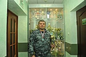 Смоленский таможенник – призер всероссийских соревнований