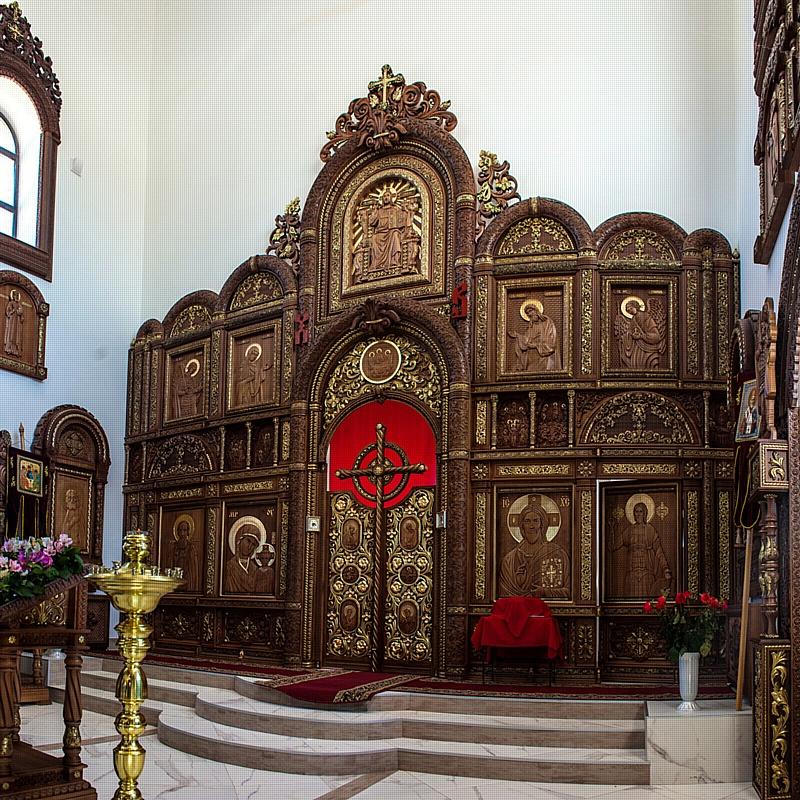 Храм святого великомученика Артемия на территории жилого района «Гармония» — рукотворное чудо