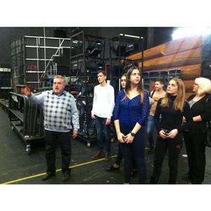 Старшеклассники с восхищением окунулись в «закулисье» Большого театра