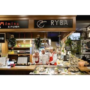 Проект «Кулинарное путешествие» в ресторанном маркете The 21 на Новом Арбате