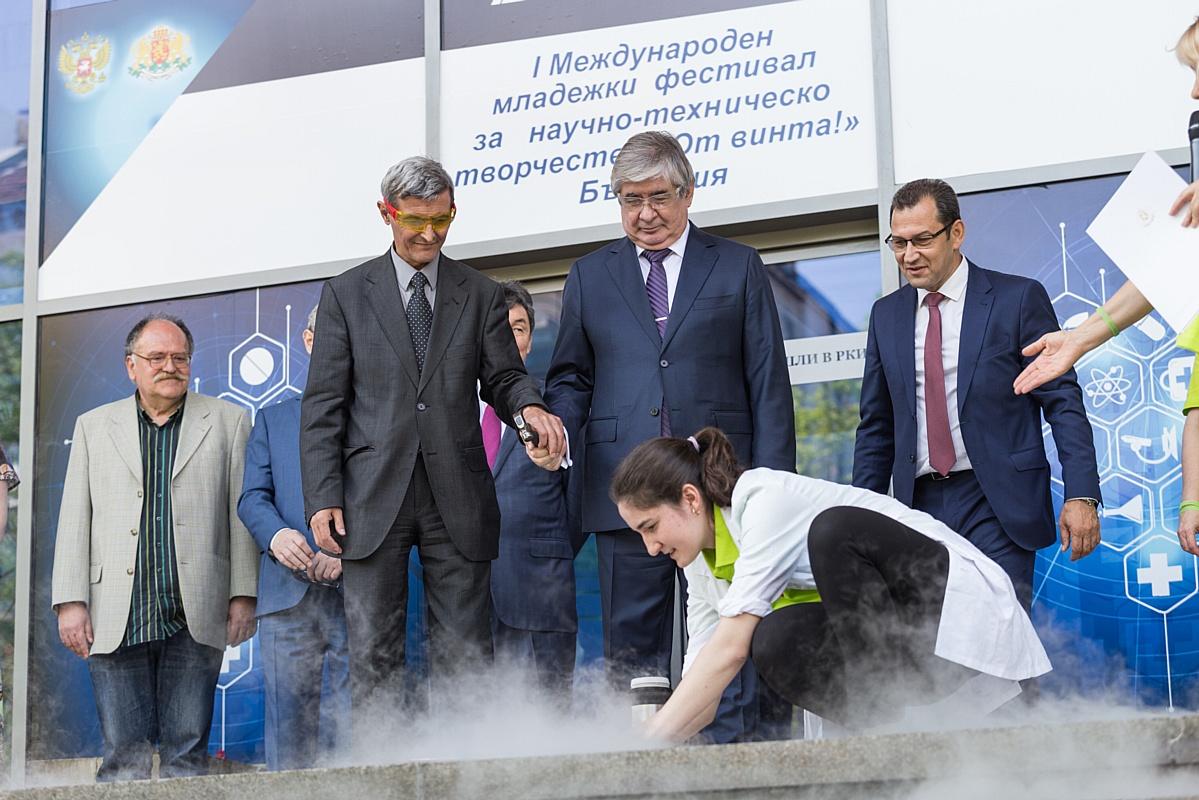 Экспозицию международного фестиваля «От винта!» в Болгарии посетили более 6000 человек